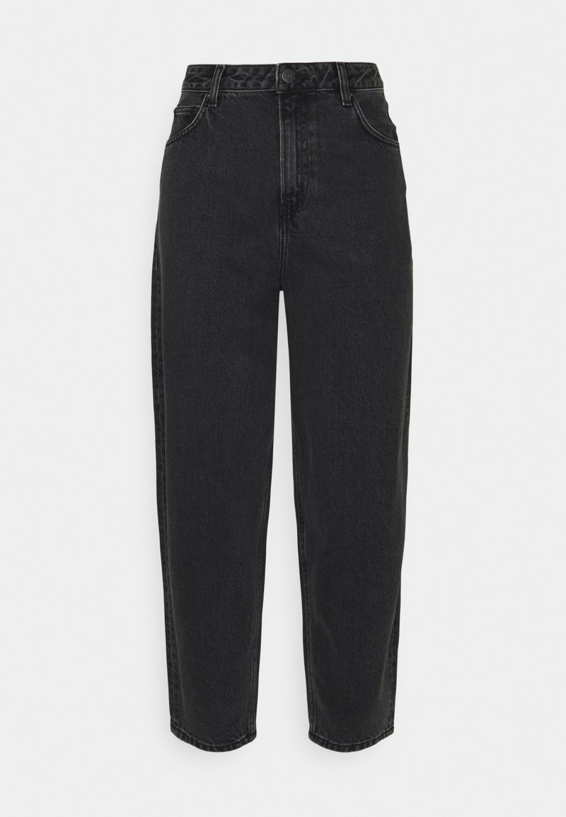 American Vintage - YOPDAY - Relaxed fit jeans - black