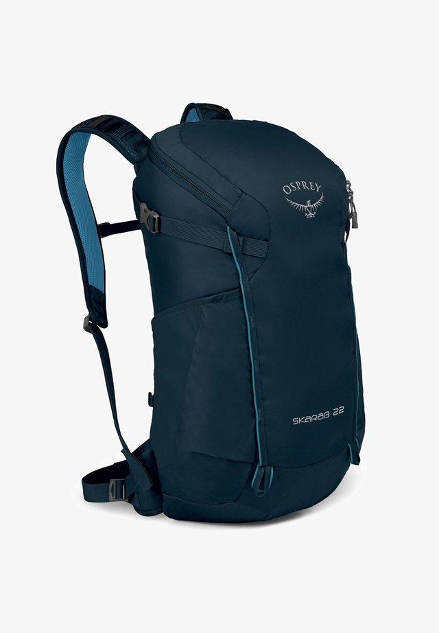 SKARAB - Hiking rucksack - deep blue