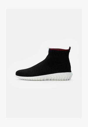 SNEAKER - Sneakers hoog - black