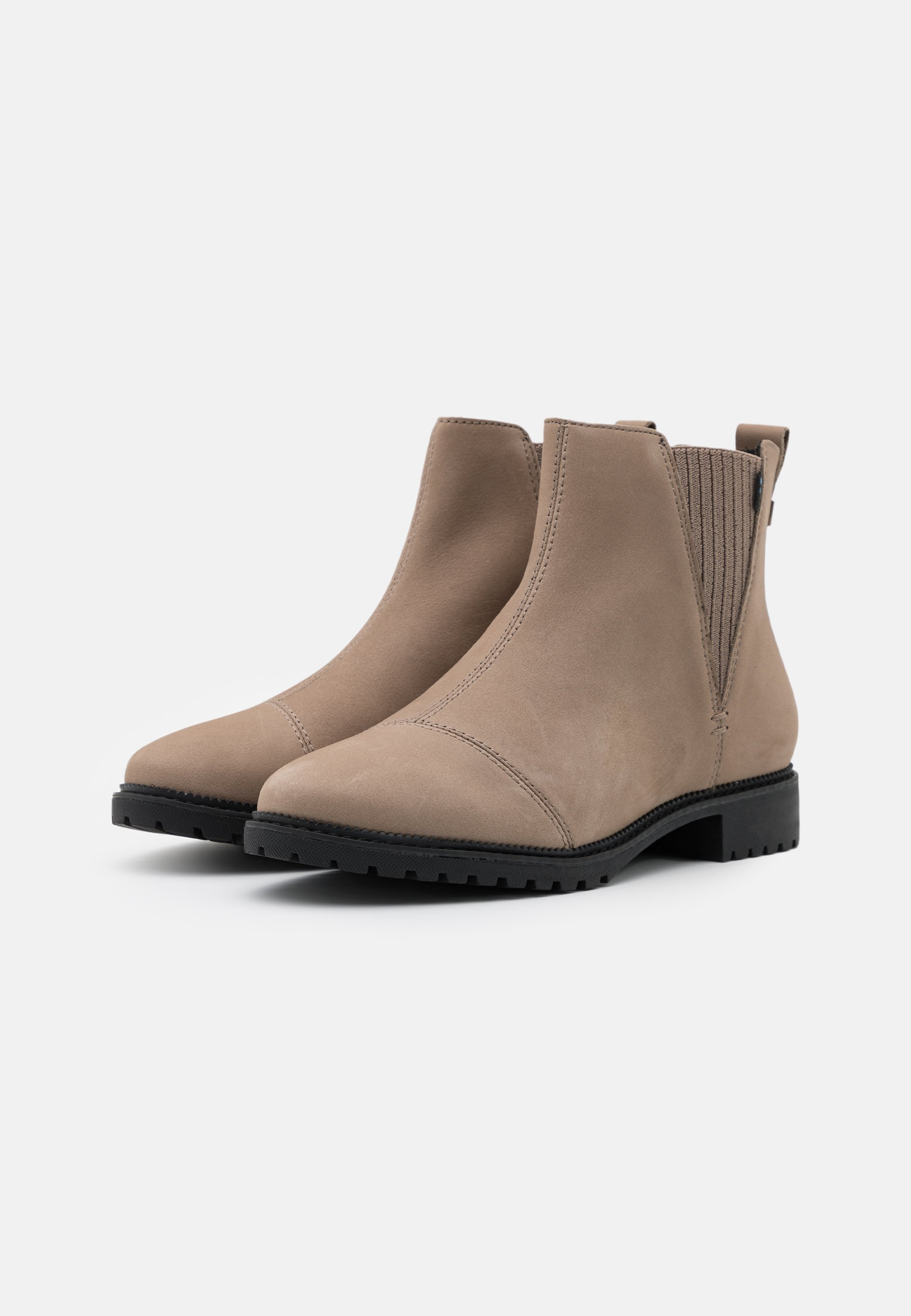 TOMS CLEO Stiefelette taupe
