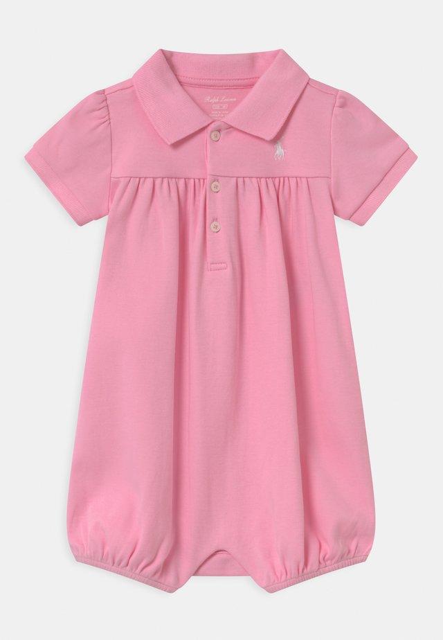 BUBBLE - Combinaison - carmel pink