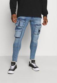 Brave Soul - Jeans Skinny Fit - light blue - 0