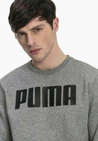 Puma - Sweatshirt - medium gray heather - 3