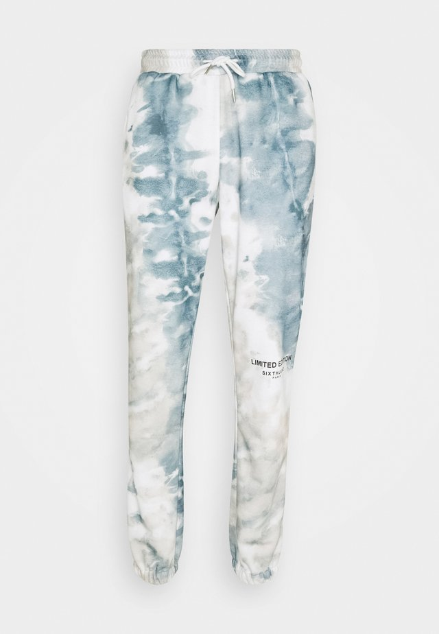 TIE DYE PANTS - Trainingsbroek - beige