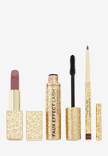 EYE & LIP SET SECLUSION - Makeup set - -