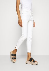 comma casual identity - Slim fit jeans - beige - 0