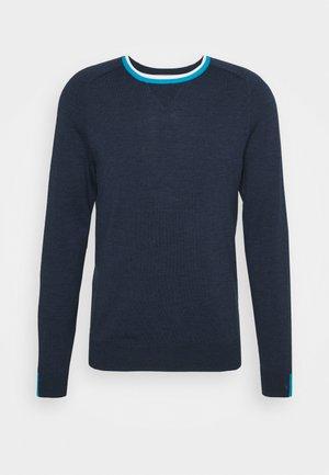 Jumper - dress blue