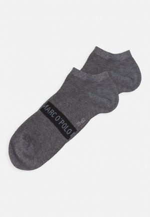 2 PACK - Trainer socks - grey