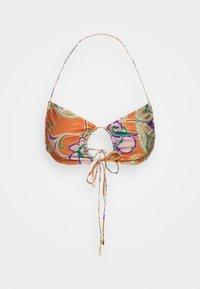 BRUNA - Bikini top - cleopatra