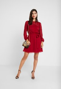 NAF NAF - LATROUSSO - Day dress - rouge dorient - 2