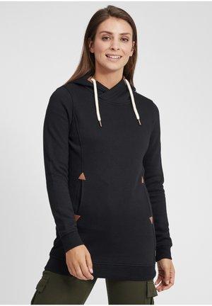 VICKY  - Bluza z kapturem - black
