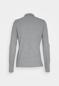 GANT - ORIGINAL - Polo shirt - grey melange - 1