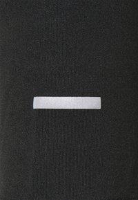 Nike Performance - MILER - Camiseta de manga larga - black/silver - 2