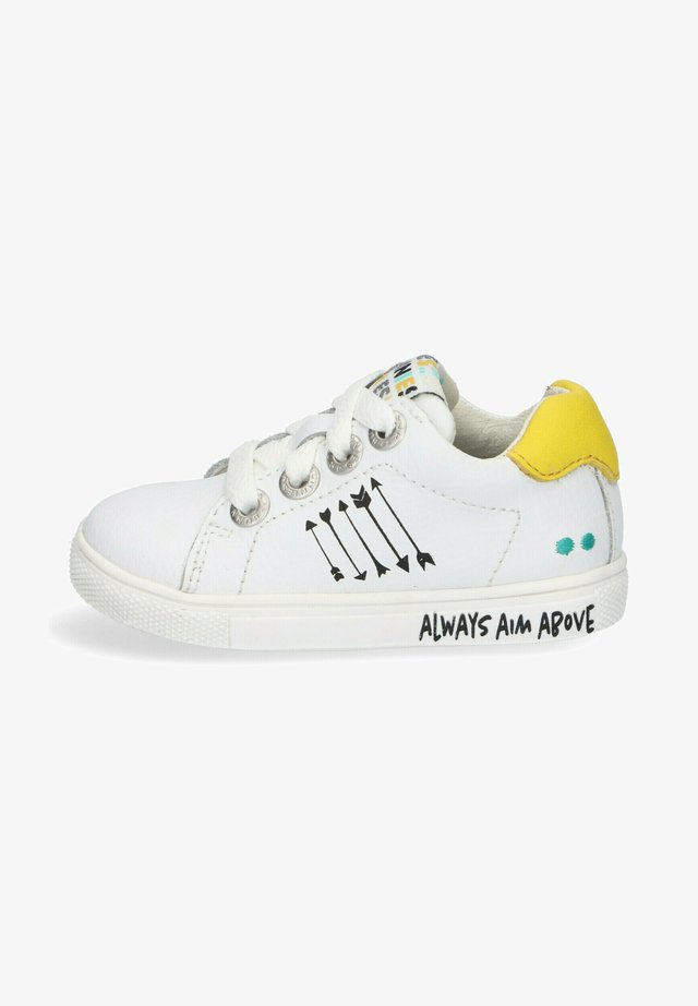 LUCIEN LOUW  - Sneakers laag - yellow