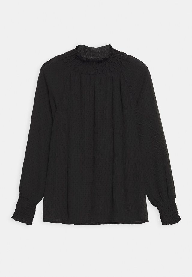 CUJULIE BLOUSE - Blusa - black