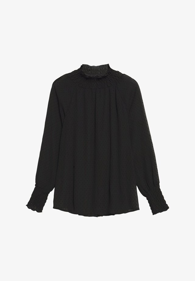 CUJULIE BLOUSE - Blus - black