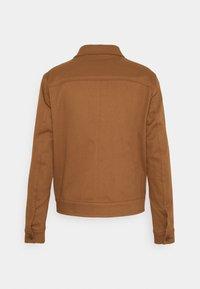 Tiger of Sweden Jeans - KASAR - Lehká bunda - rustic brown - 1