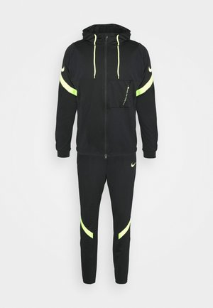 DRY STRIKE SUIT - Trainingspak - black/volt
