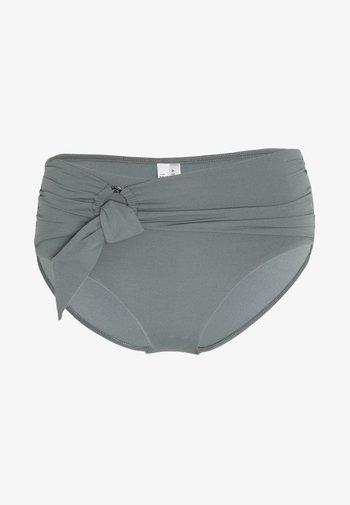 ACTIVEWIDE SIDE RETRO - Bikini bottoms - olive leaf