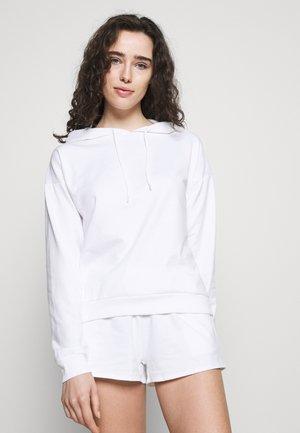 Hooded short set - Pigiama - off-white