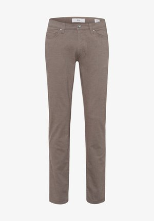 STYLE CADIZ - Trousers - toffee