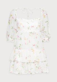 Forever New Petite - JANINE SWEETHEART PETITE MINI DRESS - Day dress - nude - 3