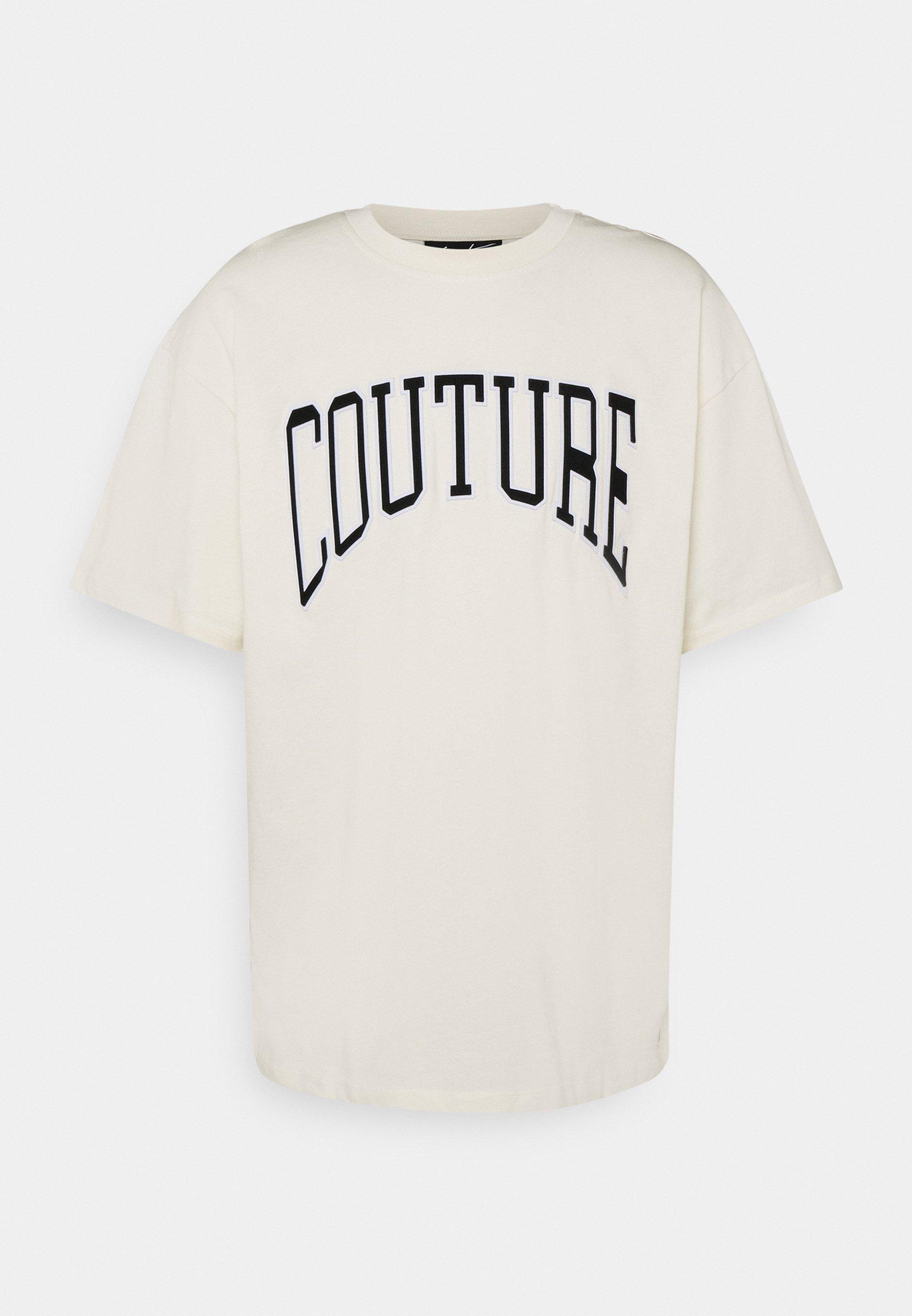 Men FLOCK VARSITY  - Print T-shirt