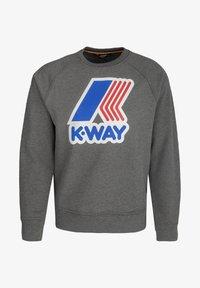 K-Way - EMANUEL - Sweatshirt - md grey mal - 0