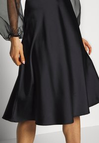 Lace & Beads - SOPHIE SKIRT - A-line skirt - black - 4