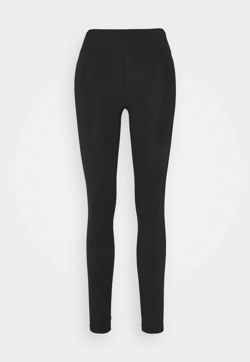 Cotton On - HIGH WAISTED DYLAN - Leggings - black