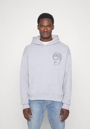 HOODIE VENUS - Sweater - melange grey