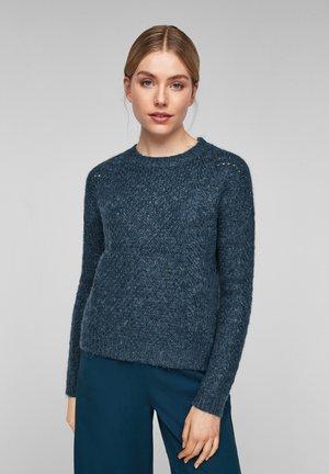 Jumper - moonlight ocean knit