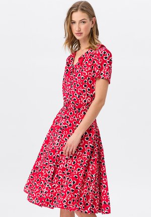 Shirt dress - multicolor