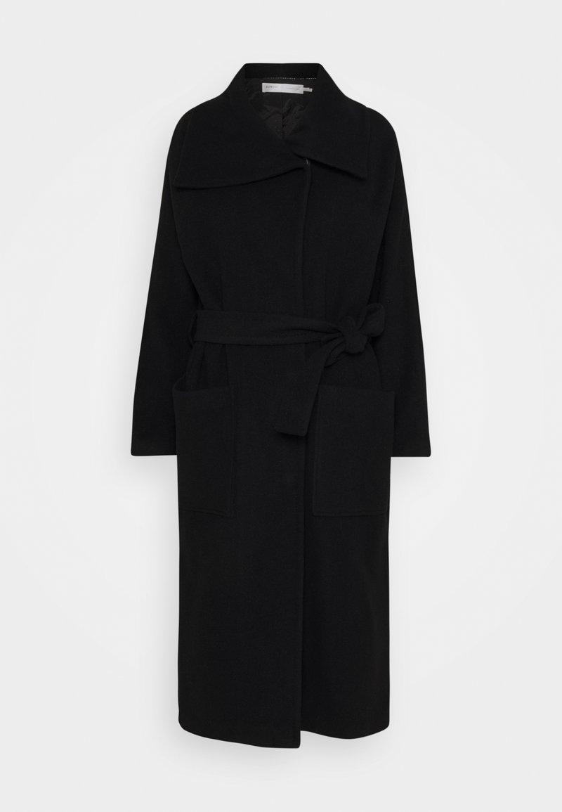 InWear - LAUDA SLIT COAT - Classic coat - black