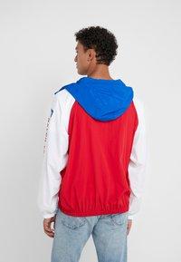 Polo Ralph Lauren - BUCKET - Summer jacket - red/white - 2