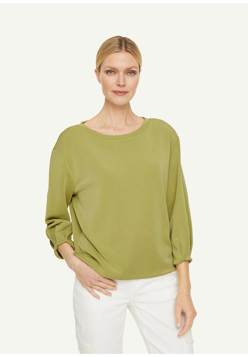 comma - Sweatshirt - spring green