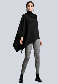 Alba Moda - Leggings - Trousers - grey - 1