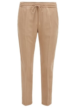 SATENCY2-D - Tracksuit bottoms - beige