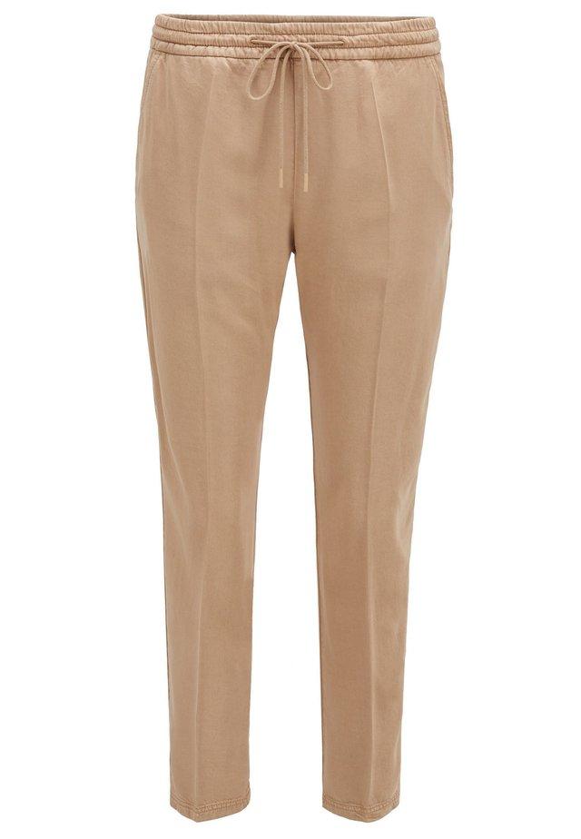 SATENCY2-D - Pantalon de survêtement - beige