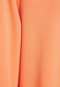 Opus - GABBI - Top sdlouhým rukávem - orange peel - 7