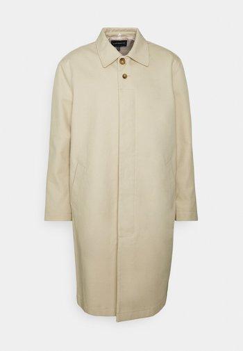 COAT - Classic coat - khaki
