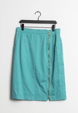 A-lijn rok - turquoise