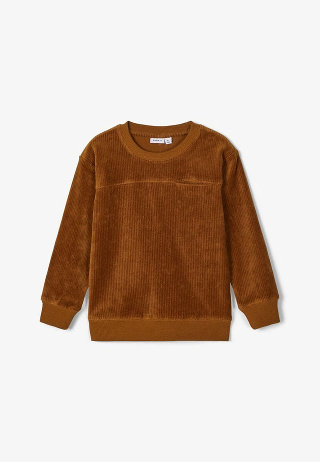 Sweater - monks robe