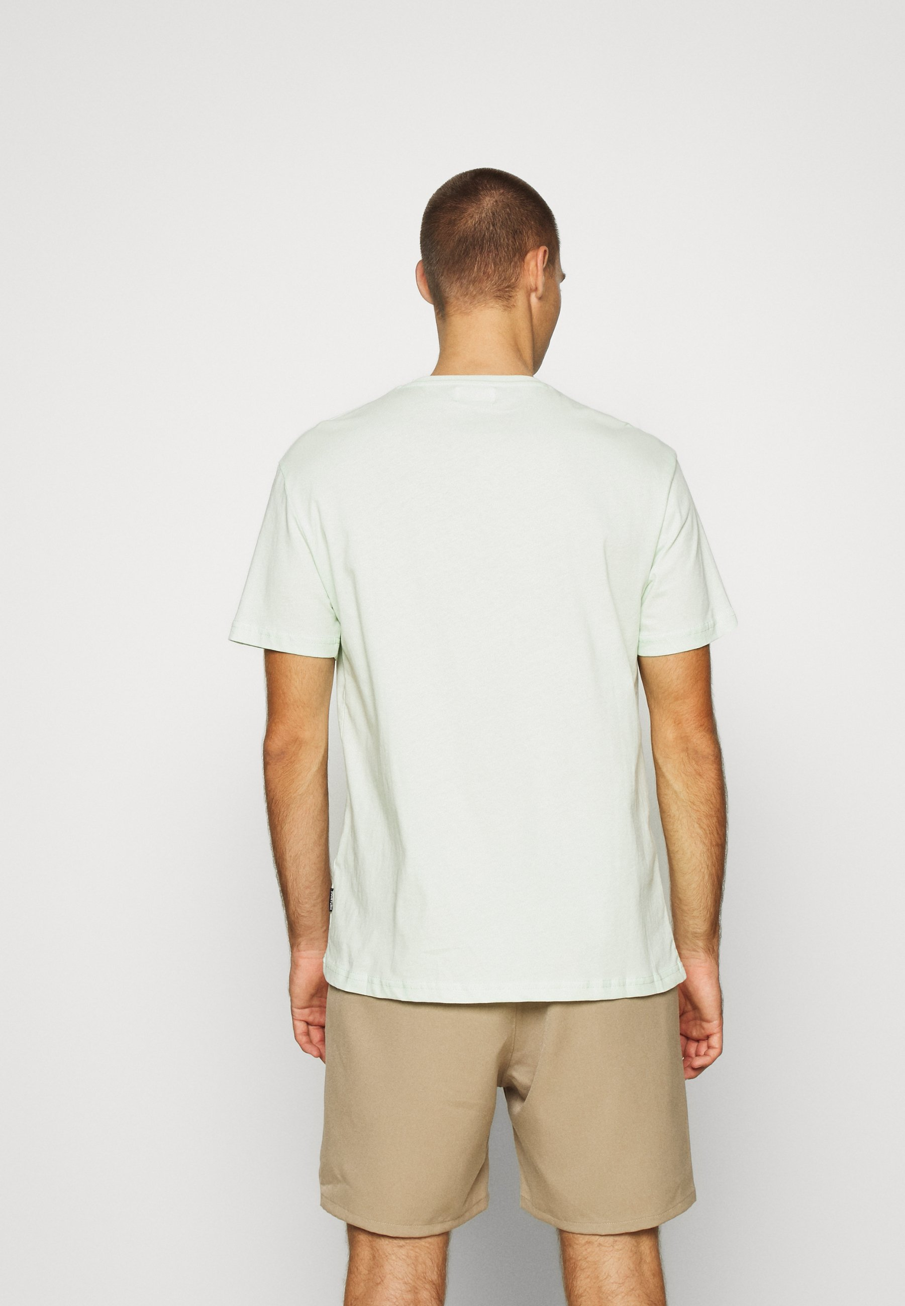 Yourturn T-shirt Print - Mint