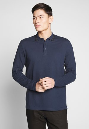 JPRBLA FANC - Polo shirt - navy
