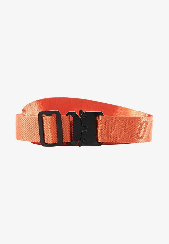 Pásek - orange