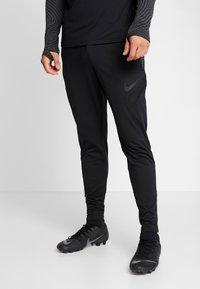 Nike Performance - DRY STRIKE PANT - Tracksuit bottoms - black/anthracite - 0