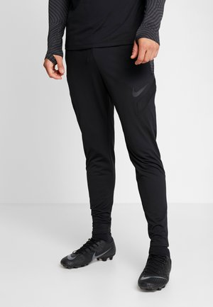 DRY STRIKE PANT - Tracksuit bottoms - black/anthracite