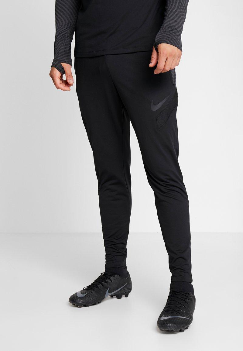 Nike Performance - DRY STRIKE PANT - Tracksuit bottoms - black/anthracite
