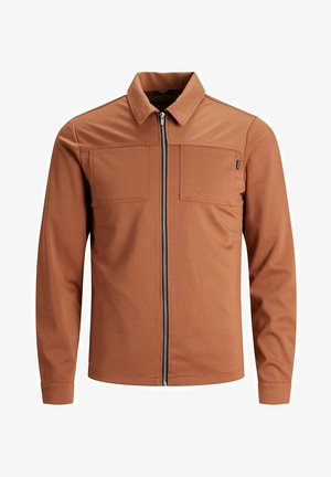 Light jacket - adobe